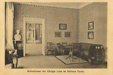 Luises Wohnzimmer